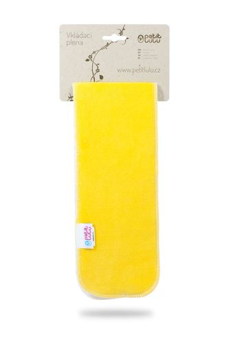 Yellow Long Booster (velour)