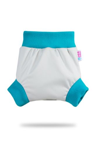 Grey (turquoise) - Pull-Up Cover