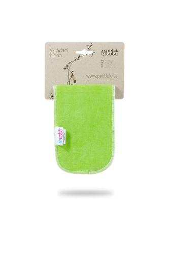 Green Short Booster (velour)