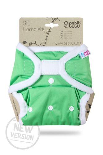 Green - SIO Complete (Hook & Loop)