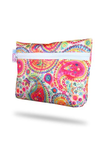 Small Wetbag - Colourful Orient