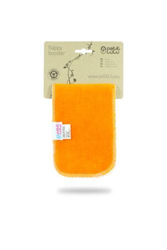 Orange Short Booster (velour)
