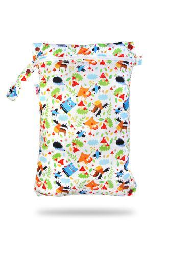 Crazy Animals - Nappy Bag