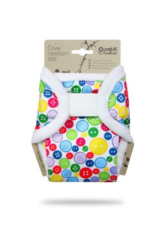 Sewing Buttons - Newborn Cover