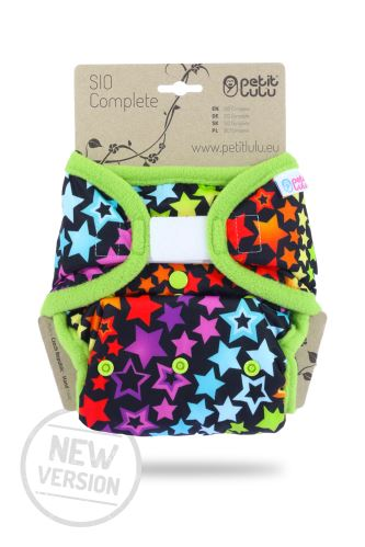 Rainbow Stars - SIO Complete (Hook & Loop) NEW VERSION