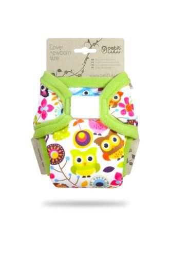 Happy Owls - Newborn Cover