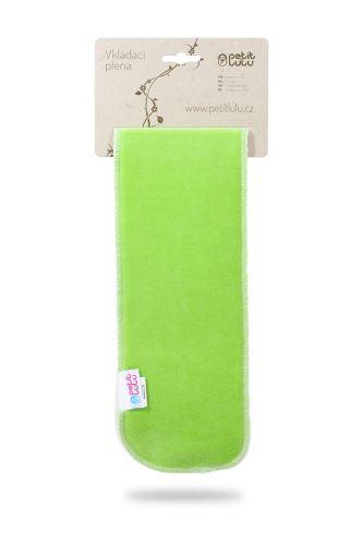 Green Long Booster (velour)