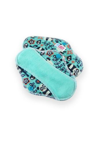 Faddy Pandas - Cloth pad SLIP (CLASSIC)