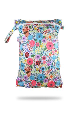 Second quality Blooming Garden - Nappy Bag - hole by the snap