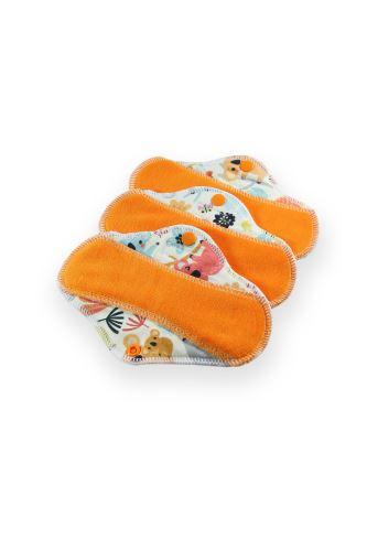 Frisky Koalas - Cloth pad SLIP (CLASSIC)