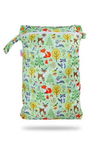 Forest Animals - Nappy Bag
