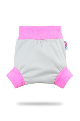Grey (pink) - Pull-Up Cover