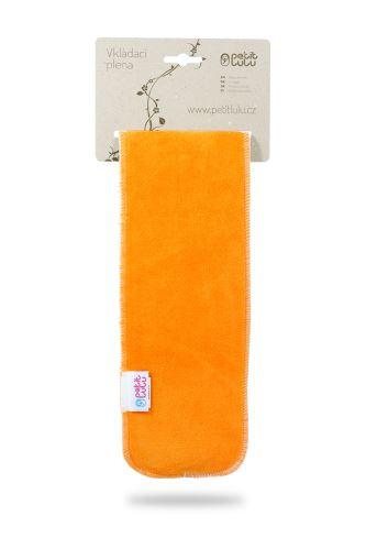 Orange Long Booster (velour)