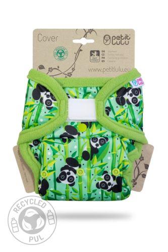 Panda Bears - One Size Cover (Hook & Loop)