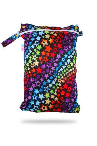 Rainbow Stars - Nappy Bag