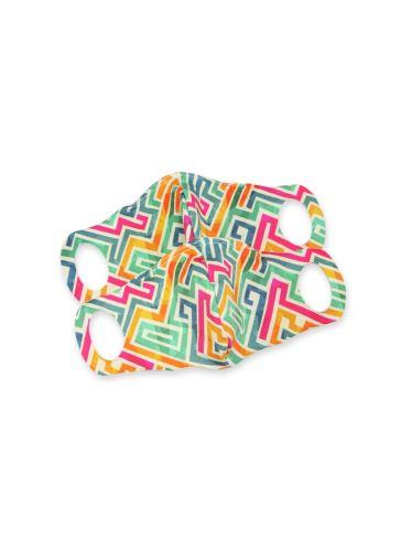 Comfort Face Mask 2 Pack size M - optional patterns