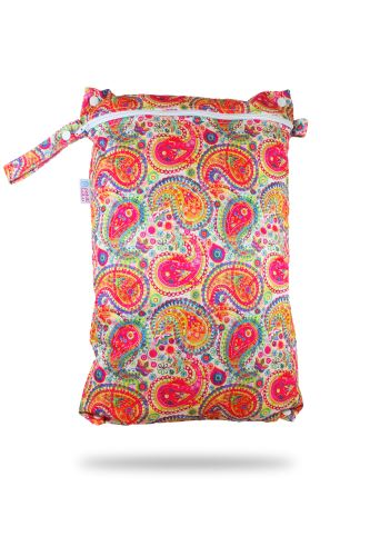 Colourful Orient - Nappy Bag
