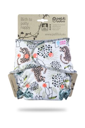 Second quality Wilderness - One Size Nappy (Snaps) - print fault