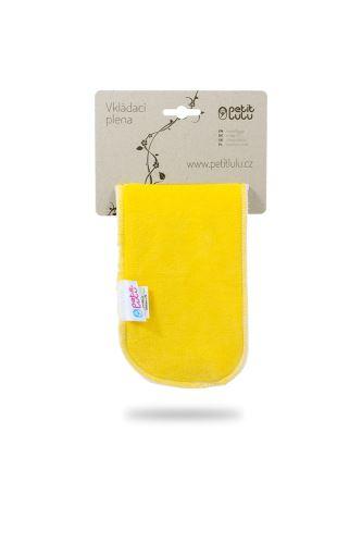 Yellow Short Booster (velour)