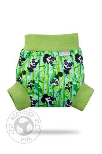 Panda Bears - Pull-Up Cover