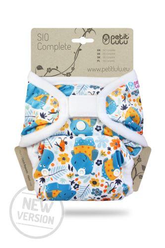 Hippos - SIO Complete (Hook & Loop) NEW VERSION