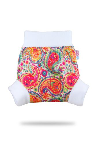 Colourful Orient - Pull-Up Cover