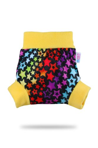 Second quality Rainbow Stars - Pull-Up Cover XL - PUL fault